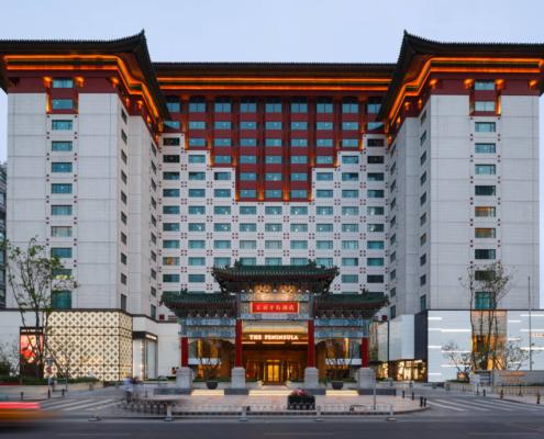 Dornbracht The Peninsula Beijing