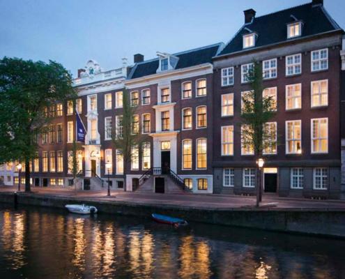 Dornbracht Waldorf Astoria Amsterdam