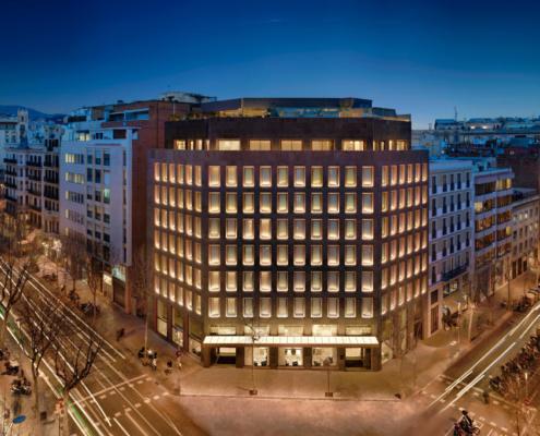 Dornbracht Hotel The One Barcelona