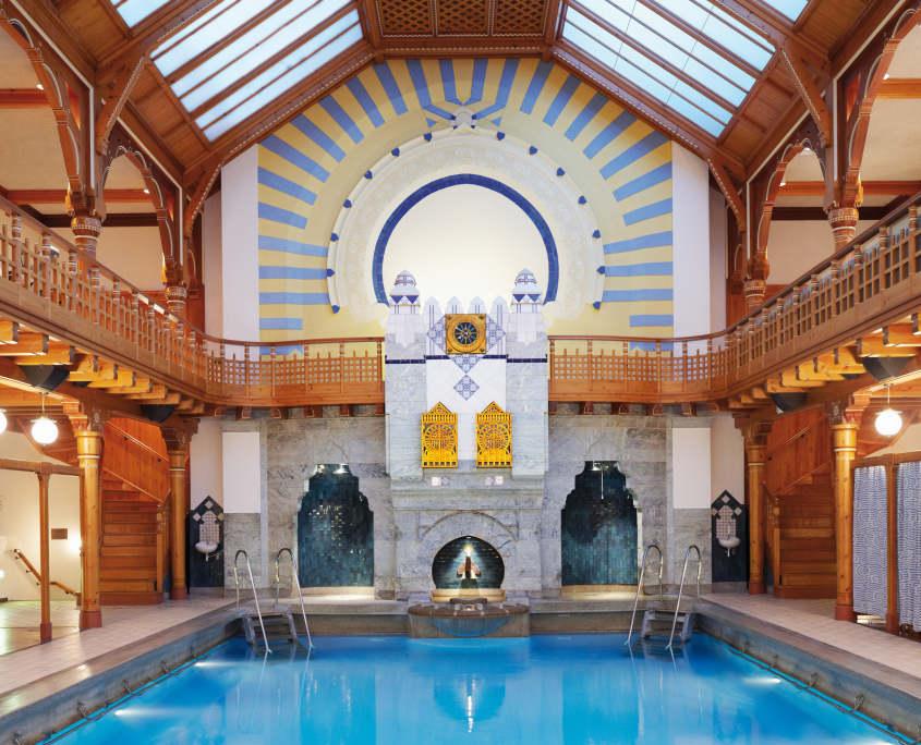 Dornbracht Sturebadet Stockholm Pool