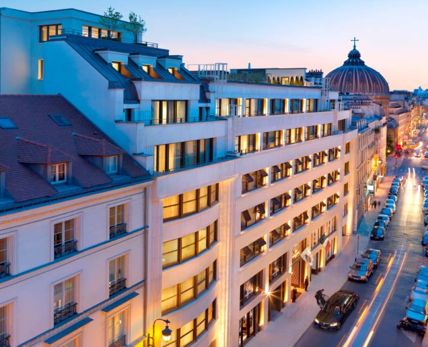 Dornbracht Mandarin Oriental Paris