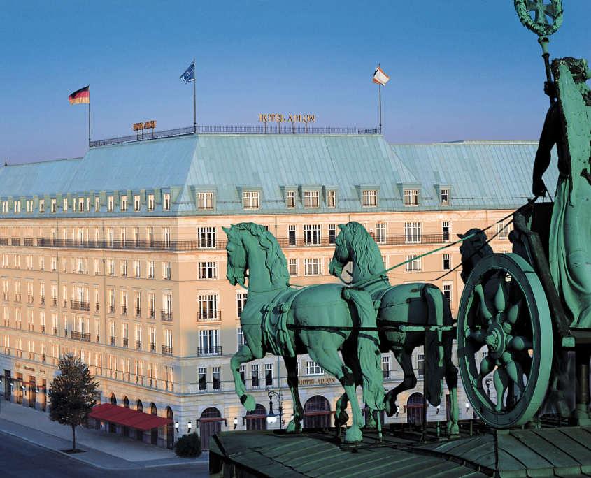Dornbracht Hotel Adlon Kempinski