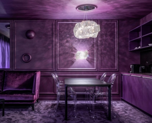 Boutique Hotel Laurichhof showcases creative interior design suites