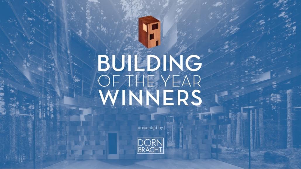 Boty Award Archdaily Winners