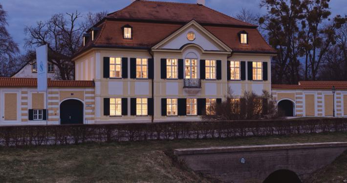 Residence Nymphenburg