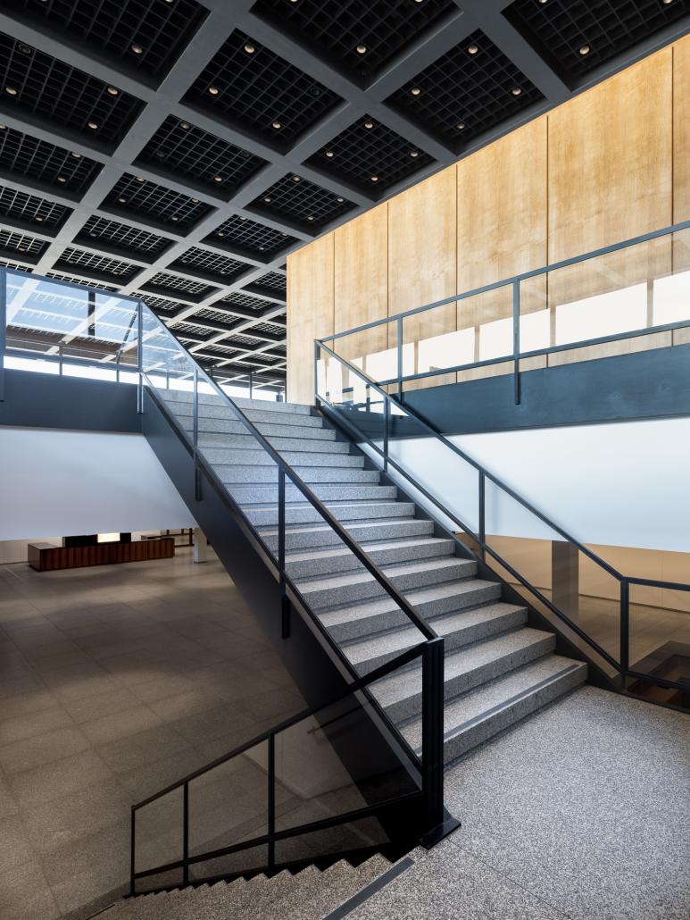 Dornbracht Neue Nationalgalerie Berlin