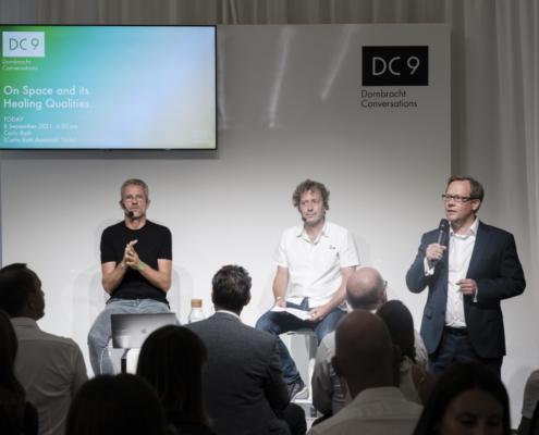 Salone di Mobile Dornbracht Conversations